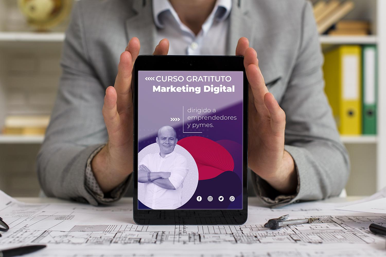 Curso de Marketing Digital - Geison Gil