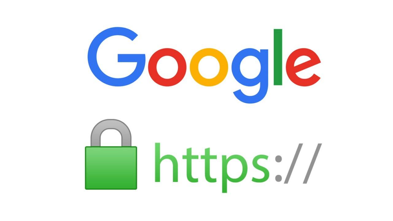 Google Certificado de Seguridad