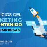 Beneficios del Marketing de Contenido para empresas