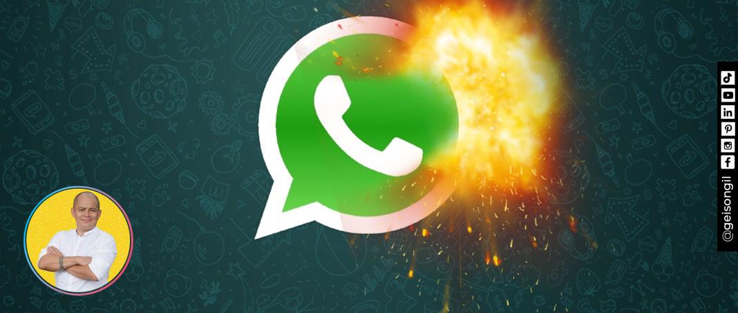 Whatsapp, mensajes que se autodestruyen