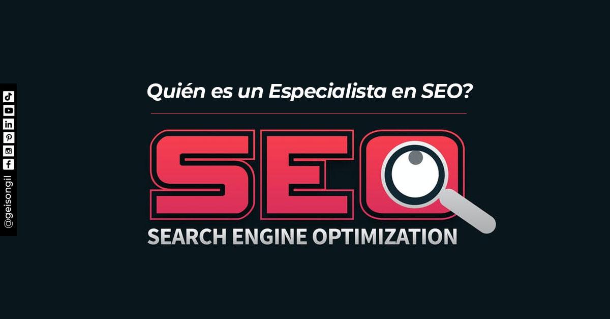Quién es un Especialista en SEO? SEO web Costa Rica